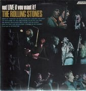 LP - The Rolling Stones - Got Live If You Want It! - still sealed