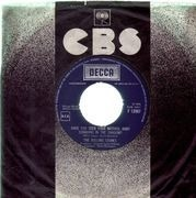 7'' - The Rolling Stones - Have You Seen Your Mother, Baby, Standing In The Shadow? / Who's Driving Your Plane - label sleeve