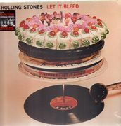 LP - The Rolling Stones - Let It Bleed - HQ-Pressing