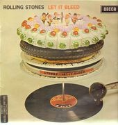 LP - The Rolling Stones - Let It Bleed - no poster