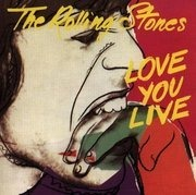 Double CD - the Rolling Stones - Love You Live