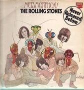 LP - The Rolling Stones - Metamorphosis