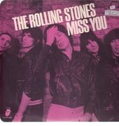 12'' - The Rolling Stones - Miss You - pink vinyl