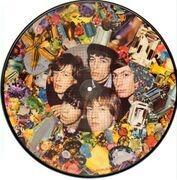 LP - The Rolling Stones - Precious Stones - Picture disc