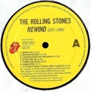 LP - The Rolling Stones - Rewind (1971-1984)
