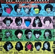 LP - The Rolling Stones - Some Girls - censored