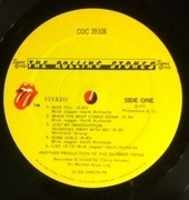 LP - The Rolling Stones - Some Girls - uncensored