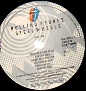 LP - The Rolling Stones - Steel Wheels