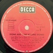 LP - The Rolling Stones - Stone Age