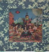 LP - The Rolling Stones - Their Satanic Majesties Request - 3D picture cover