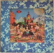 LP - The Rolling Stones - Their Satanic Majesties Request - 3D Lenticular ROYAL SOUND