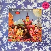 LP - The Rolling Stones - Their Satanic Majesties Request - White Vinyl