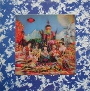 LP - The Rolling Stones - Their Satanic Majesties Request - lenticular cover