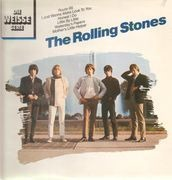 LP - The Rolling Stones - The Rolling Stones - DIE WEISSE SERIE