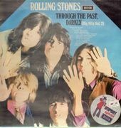 LP - The Rolling Stones - Through The Past, Darkly (Big Hits Vol. 2) - square cover