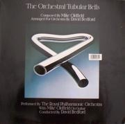 LP - The Royal Philharmonic Orchestra With Mike Oldfield - The Orchestral Tubular Bells