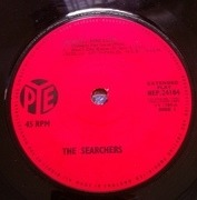 7'' - The Searchers - Hungry For Love