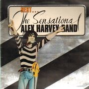 LP - The Sensational Alex Harvey Band - Next - UK VERTIGO