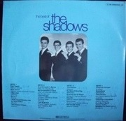 Double LP - The Shadows - The Best Of The Shadows