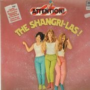 LP - The Shangri-Las - Attention