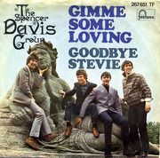 7'' - The Spencer Davis Group - Gimme Some Loving