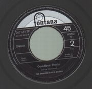 7inch Vinyl Single - The Spencer Davis Group - Gimme Some Loving