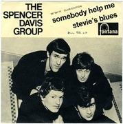 7'' - The Spencer Davis Group - Somebody Help Me