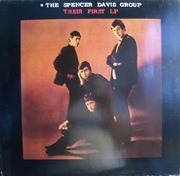 LP - The Spencer Davis Group - Their First LP