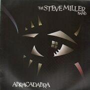 LP - The Steve Miller Band - Abracadabra