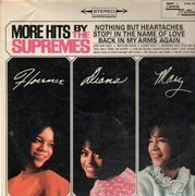 LP - The Supremes - More Hits By The Supremes