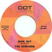 7'' - The Surfaris - Wipe Out / Surfer Joe