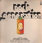 LP - The T-Bones + Soft Machine - Rock Generation Volume 7