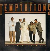 12'' - The Temptations - All I Want From You