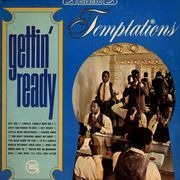 LP - The Temptations - Gettin' Ready