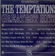 LP - The Temptations - Greatest Hits