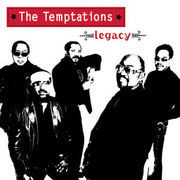 CD - The Temptations - LEGACY