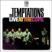 LP - The Temptations - Live At The Copa