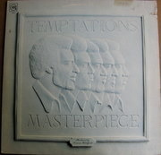 LP - The Temptations - Masterpiece - Embossed Cover