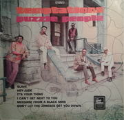 LP - The Temptations - Puzzle People