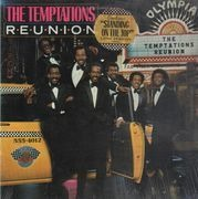 LP - The Temptations - Reunion