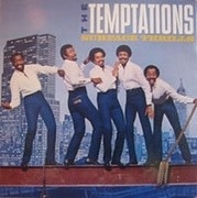 LP - The Temptations - Surface Thrills