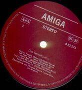 LP - The Temptations - The Temptations - Amiga Edition
