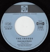 7'' - The Troggs - Everything's Funny / Feels Like A Woman
