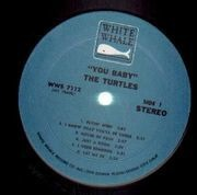 LP - The Turtles - You Baby