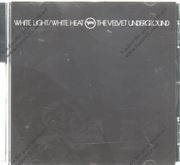 CD - The Velvet Underground - White Light / White Heat