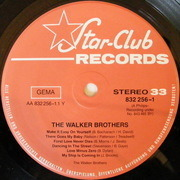 LP - The Walker Brothers - The Walker Brothers