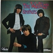 LP - The Walker Brothers - The Walker Brothers - Star Club Records