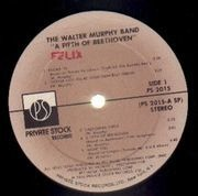 LP - The Walter Murphy Band - A Fifth Of Beethoven