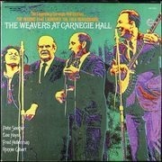 LP - The Weavers - At Carnegie Hall
