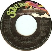 7'' - The Whispers - One For The Money